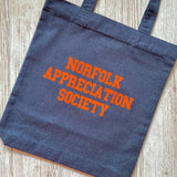 Norfolk Appreciation Society Tote Bag