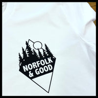 Norfolk and Good unisex T-shirt