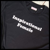 Inspirational Female T-shirt