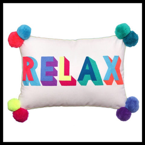 Relax Cushion - Glitter & Mud