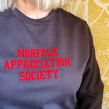 Norfolk Appreciation society Jumper - Glitter & Mud