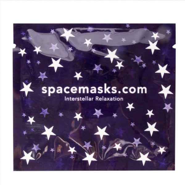 Single Spacemask - Glitter & Mud