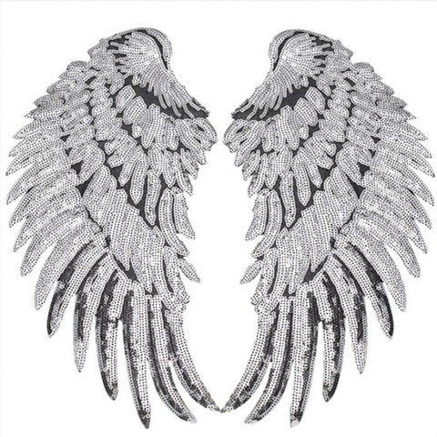 Iron On Angel Wings