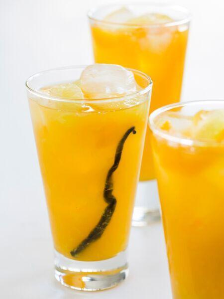 Vanilla Citrus Mocktail
