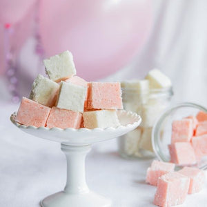 Old Fashioned Coconut Ice