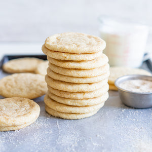 Vanilla Sugar Cookies