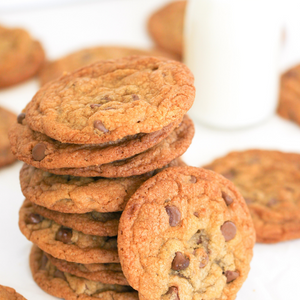 Big-batch Chewy Chocolate Chip Cookies