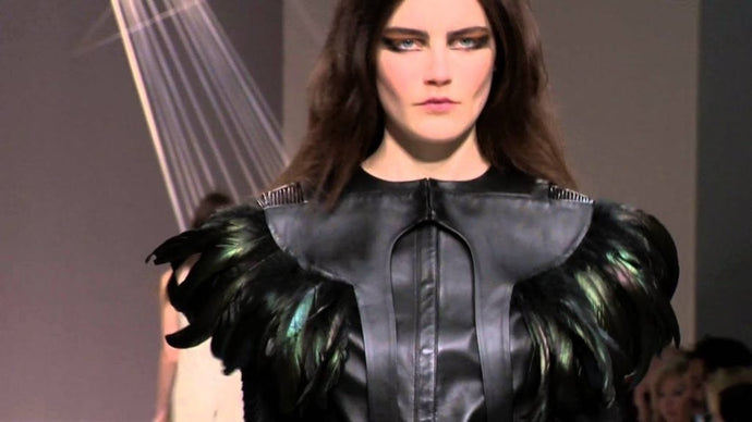 Arzu Kaprol FW 2012-13 Paris Fashion Week Show | Ecole des Beaux Arts