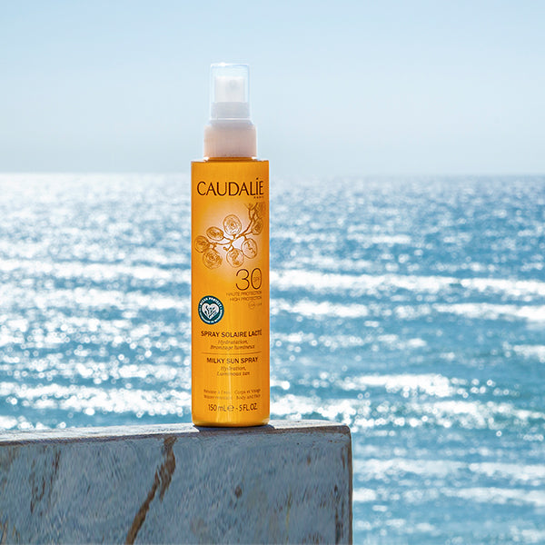 Milky sun spray SPF 30