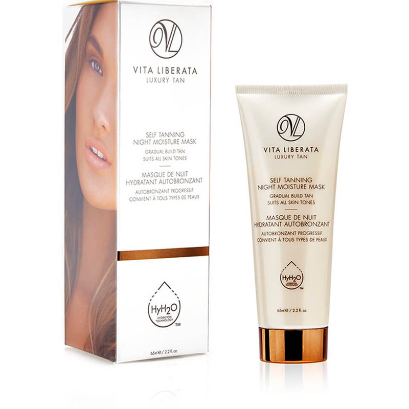 Vita Liberata Self Tanning Night Moisture Mask - 65 ml