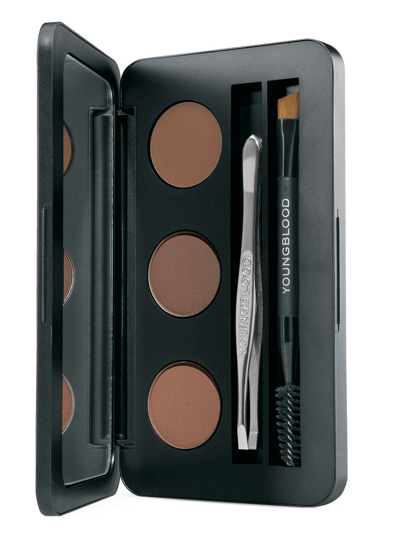Youngblood Brow Artiste Kit - 4 varianter