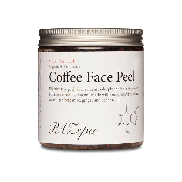 RazSpa Coffee Face Peel