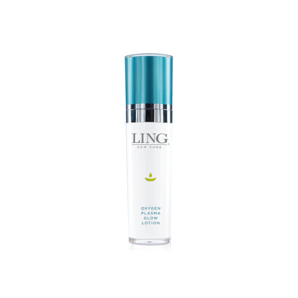 LING New York Oxygen Plasma Glow lotion - reviving refresher