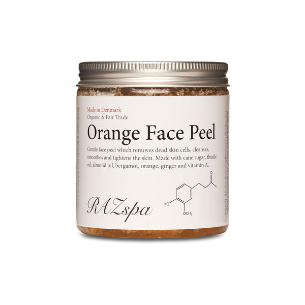 RazSpa Orange Face Peel