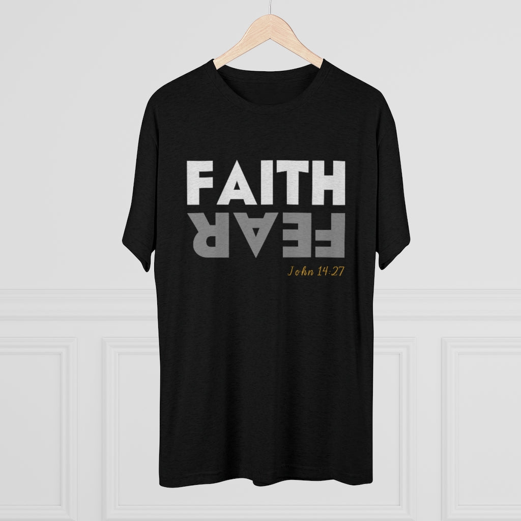 Faith Over Fear - T-shirt