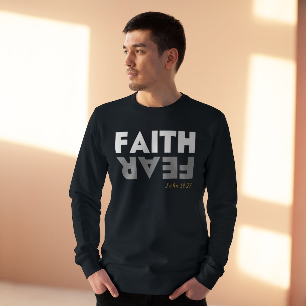 Faith Over Fear Official Sweatshirt