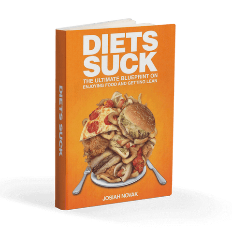 Josiah Novak - Author of Diets Suck