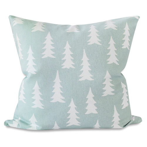 FINE LITTLE DAY GRAN PILLOW CASE 48X48 SAGE GREEN Billie & Axel, Montreal, Canada