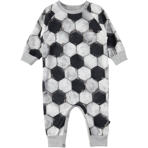 Molo Fairfax Bodysuits Jersey Football Structure