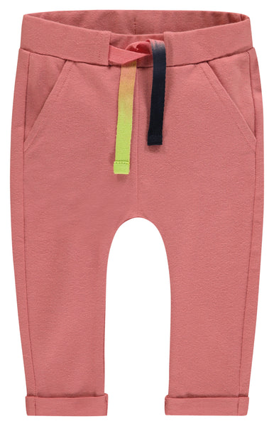 Noppies Trousers Trumbull Old Pink Billie & Axel Canada USA