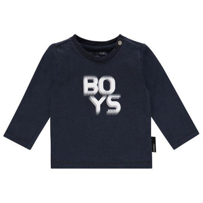 NOPPIES Tee Wabash Dark Blue