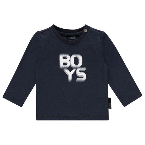 NOPPIES Tee Wabash Dark Blue-TOPS-NOPPIES-Billie & Axel, Montreal, Canada & USA