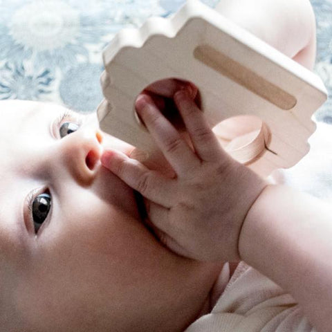 Loullou Teether Teether Robot