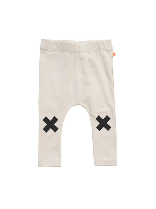 TINYCOTTONS LOGO PANT BEIGE Billie & Axel, Montreal, Canada