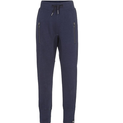 MOLO Ashton Soft pants Dark Navy-Soft pants-MOLO-Billie & Axel, Montreal, Canada & USA