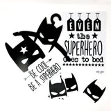 Wall Stickers Batman Mask