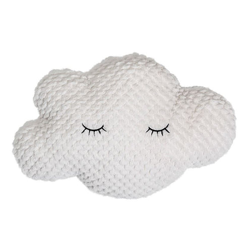 Bloomingville plush soft pillow cloud sleepy eyes at Billie & Axel canada usa