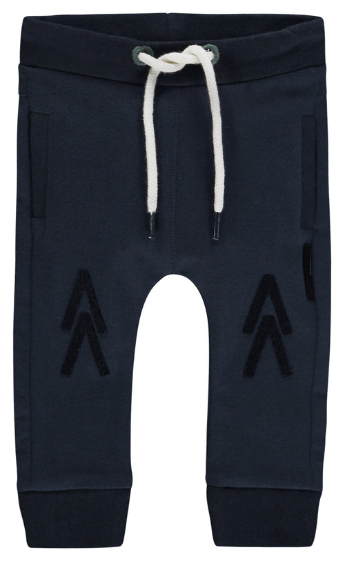 NOPPIES Pants jrsy slim Valley Navy