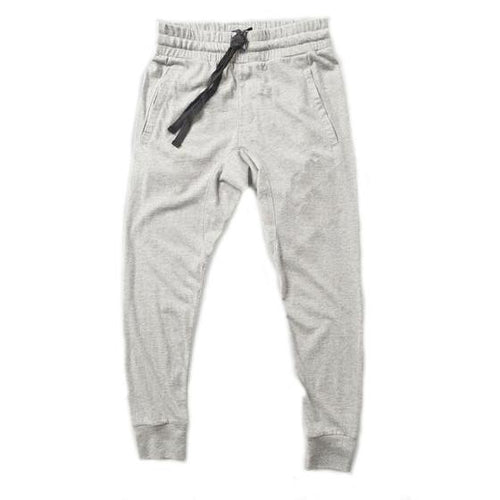 MUNSTERKIDS PANT FOUR GREY MARLE-PANTS-MUNSTERKIDS-Billie & Axel, Montreal, Canada & USA