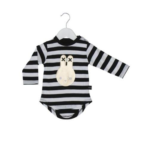 Huxbaby hux bunny l/s top stripe at Billie & Axel, Montreal, Canada
