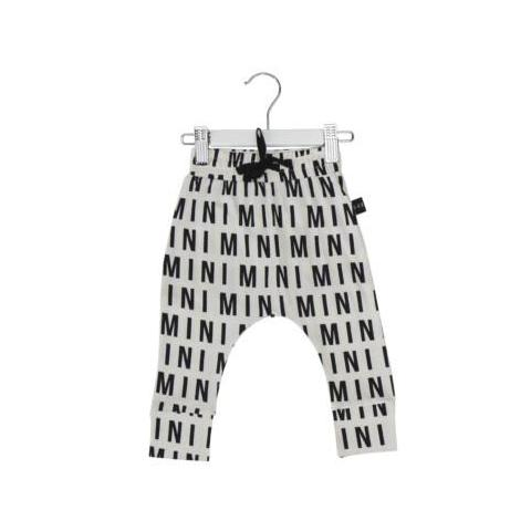 HUXBABY MINI DROP CROTCH PANTS DEW