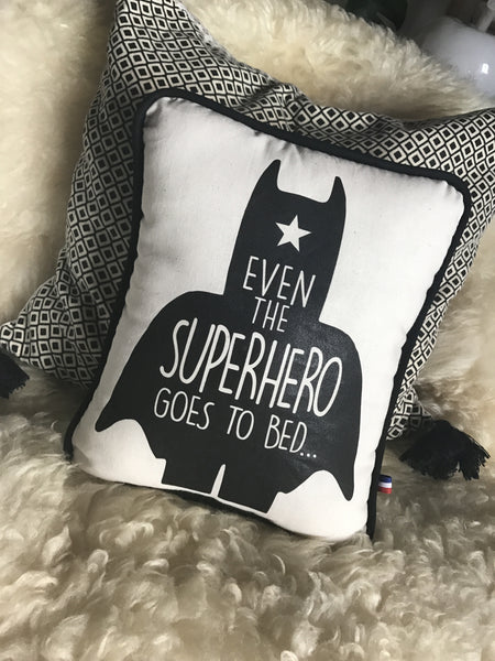 ByLZB CUSHION SUPERHERO