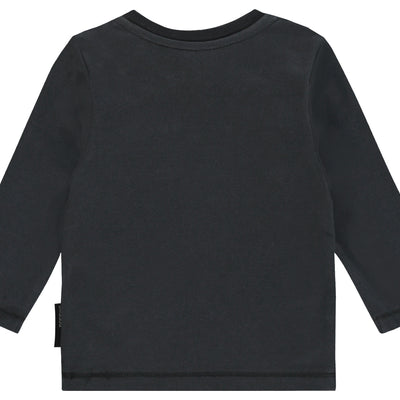 NOPPIES Tee ls Tiverton Charcoal