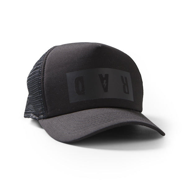 MUNSTERKIDS CAP UPSIDE D BLACK BLK