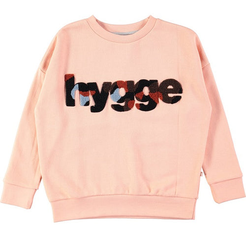 MOLO Hygge maxy sweat pink Billie & Axel Canada USA