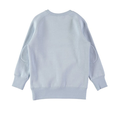 MOLO Mentor Sweat shirt Ice Blue-SWEATSHIRT-MOLO-Billie & Axel, Montreal, Canada & USA