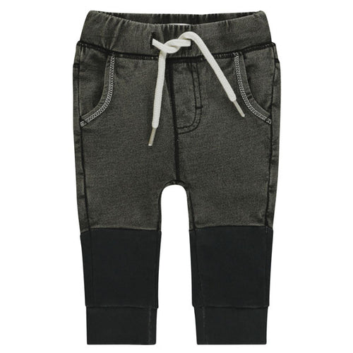 Noppies Jeans Comfort Wotawa Grey Overdyed Denim for baby soft cotton Billie & Axel Online store Canada USA