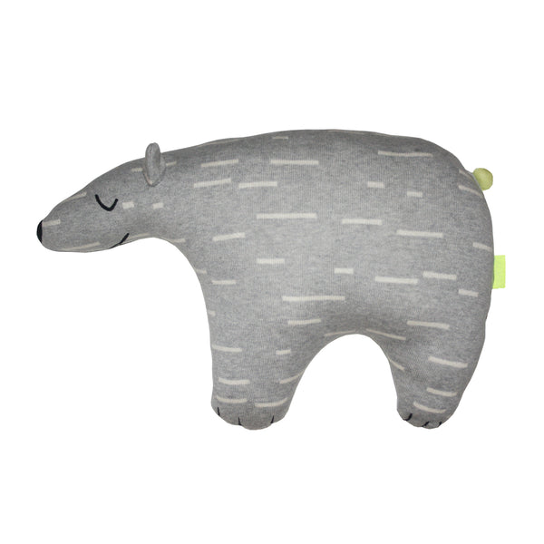OYOY POLAR BEAR KNUT CUSHION