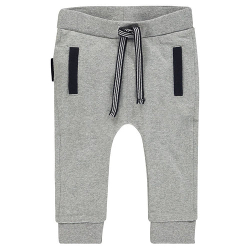 NOPPIES Pants Jersey Comfort Waimalu Grey Melange-PANTS-NOPPIES-Billie & Axel, Montreal, Canada & USA