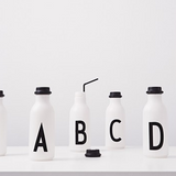 DESIGN LETTERS DRINKING MELAMINE BOTTLE