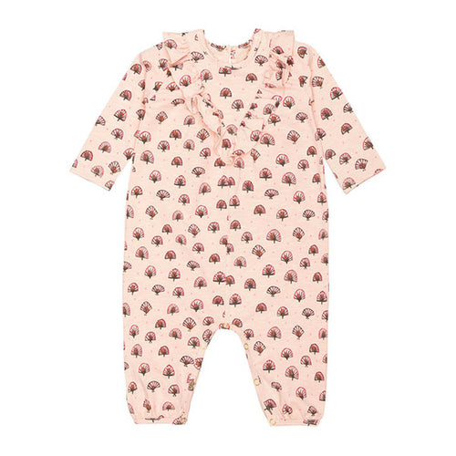 Soft Gallery Baby Basia Jumpsuit Rose Cloud Tahi-ONESIE-Soft Gallery-Billie & Axel, Montreal, Canada & USA