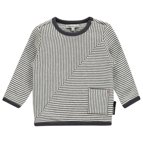 Noppies Sweater Townsend Stripe-TOPS-NOPPIES-Billie & Axel, Montreal, Canada & USA