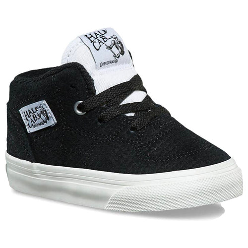 VANS HALF CAB BLACK SNAKE-SHOES-VANS-Billie & Axel, Montreal, Canada & USA