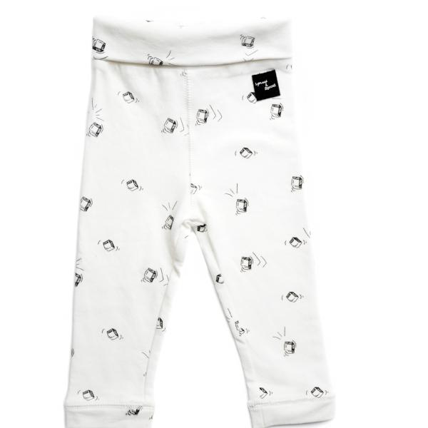 SPROET & SPROUT SWEATPANTS 'ICE CUBES PRINT' Billie & Axel, Montreal, Canada