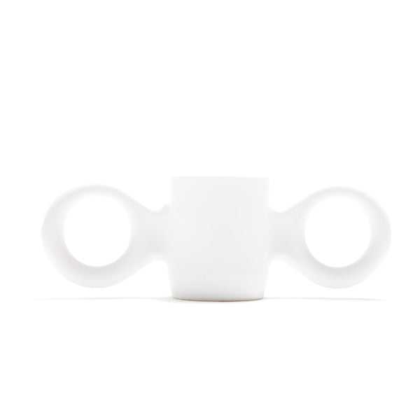 RICHARD HUTTEN DOMBO MUG WHITE