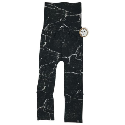 Evolo Grow with Me Maxiloones Pants Marble Black-EVOLO PANTS-Miminoo Montreal Canada USA.